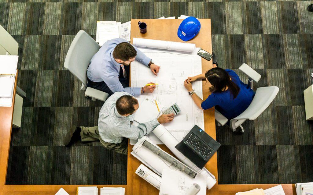 разработка плана здания